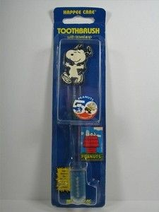 Snoopy Toothbrush