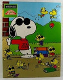 Joe Cool and Woodstocks Jigsaw Puzzle