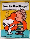 "Snoopy and Linus Wood Puzzle - ""Meet The Head Beagle"""