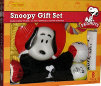 Snoopy 8-Piece Pet Toy Gift Set - BEST VALUE!