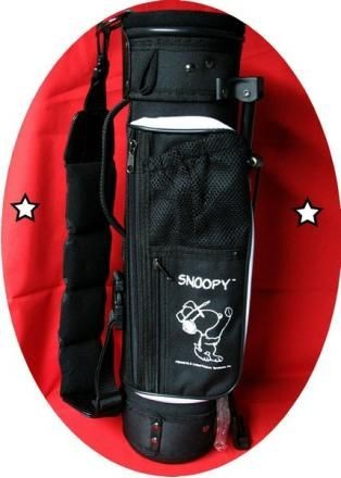 Snoopy Standing Golf Bag