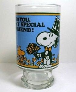 To You, My Special Friend Vase