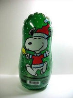 Snoopy Santa Inflatable Bopper Bag