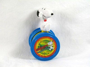 2000 Wendy's Fast Food Toy - Always Upright Rocking Snoopy (Used)