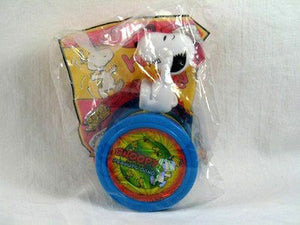 2000 Wendy's Fast Food Toy - Always Upright Rocking Snoopy