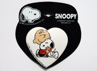 Charlie Brown and Snoopy Melamine Barrette