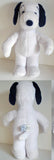 "Snoopy 11"" Plush Doll (For Dressing In Outfits - Sold Separately)"