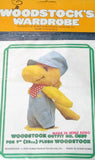 "Woodstock 9"" Plush Doll Outfit - Train Engineer"