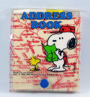 Snoopy Mini Address Book