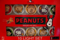 Peanuts Gang String Light Set