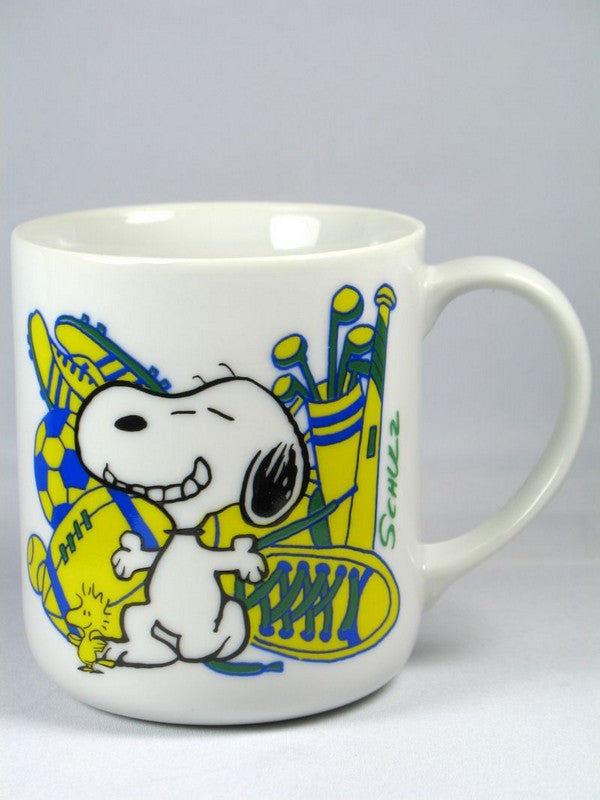 Snoopy All-Star Mug