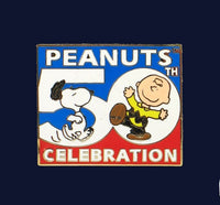 Peanuts 50th Anniversary Pin