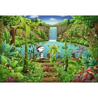 Apollo-Sha Jigsaw Puzzle - Snoopy Forest