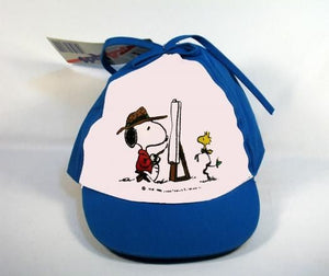 Artist Snoopy Child's Hat