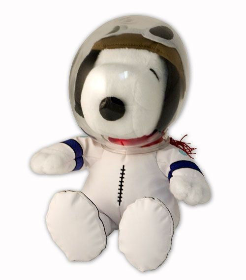 Hallmark NASA's 50th Anniversary Limited-Edition Plush Doll - Snoopy Astronaut