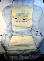 Snoopy Infant Car Seat Cover