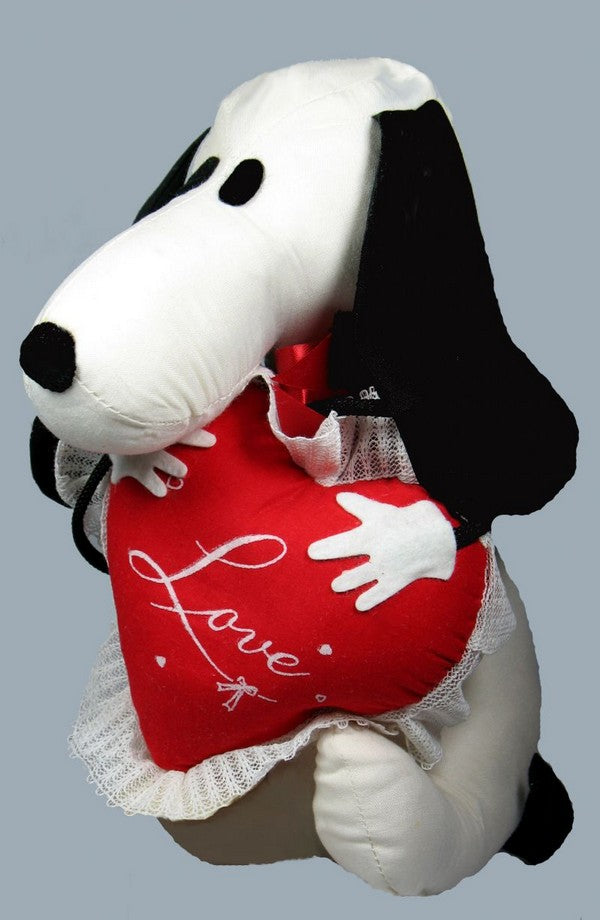 Snoopy Love Autograph Doll