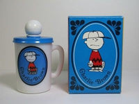 Charlie Brown Mug with Liquid Soap