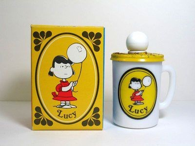 Lucy Mug with Liquid Soap