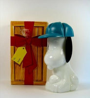 Snoopy Aftershave Bottle