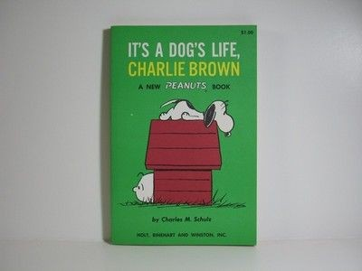 It's A Dog's Life, Charlie Brown Book