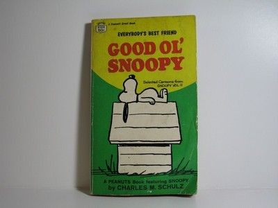 Good 'Ol Snoopy Book