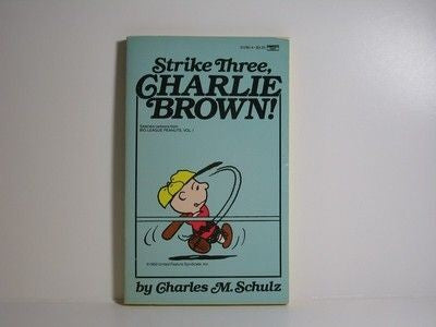 Strike Three, Charlie Brown Book