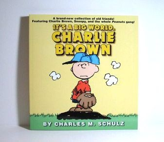 It's A Big World, Charlie Brown book