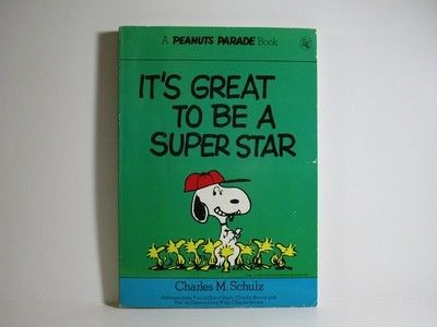 It's Great To Be A Super Star Book
