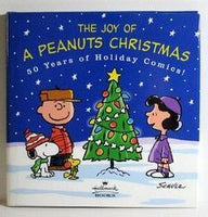 Hallmark Hardback Book: Joy of a Peanuts Christmas