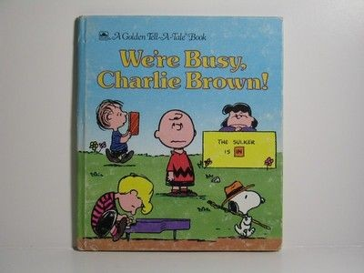 We're Busy, Charlie Brown