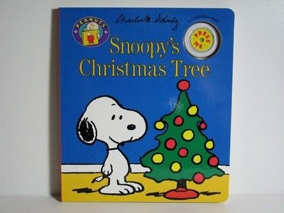 Snoopy's Christmas Tree