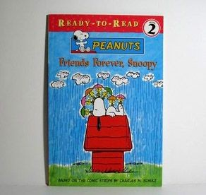 Friends Forever, Snoopy book