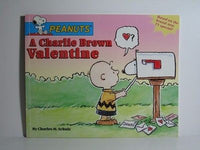 A Charlie Brown Valentine book