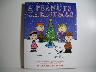 A Peanuts Christmas book
