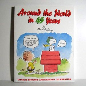 Around the World in 45 years book