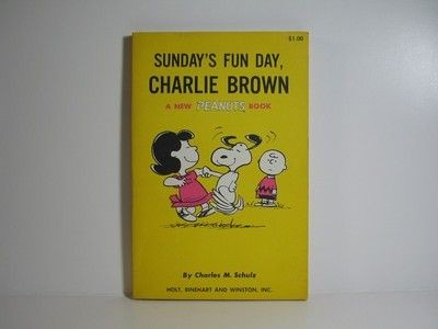 Sunday's Fun Day, Charlie Brown