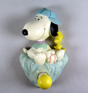 Baby Snoopy Wall Hook