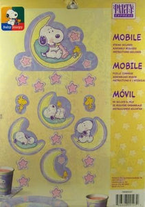 Baby Snoopy Party Mobile