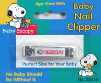 Baby Snoopy Baby Nail Clipper