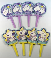 Baby Snoopy Party Picks
