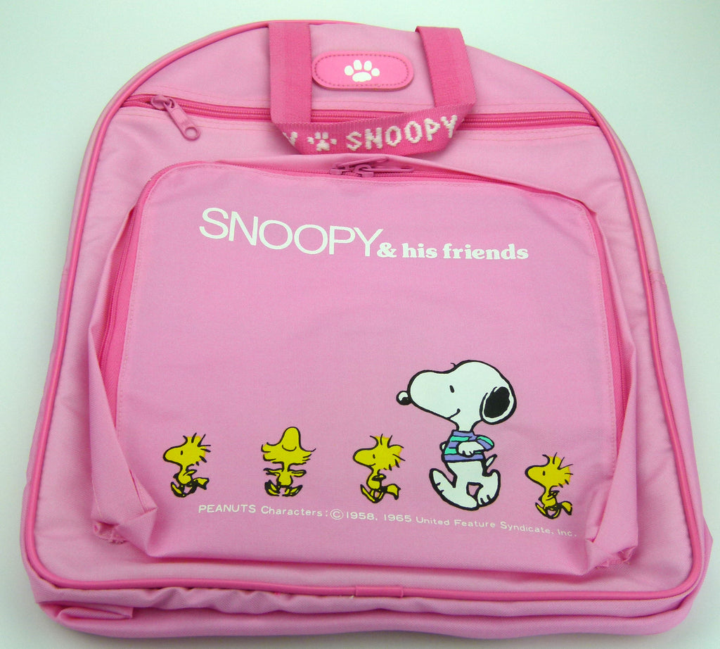 Snoopy and His Friends Backpack