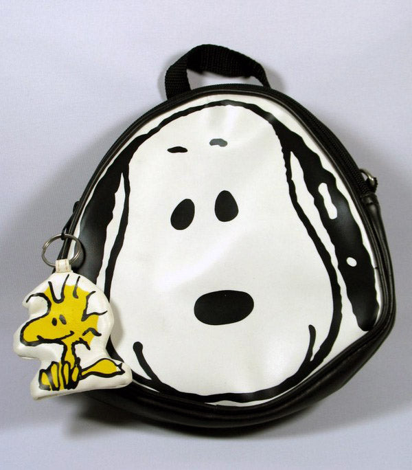 Snoopy Backpack / Shoulder Purse Combo