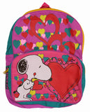 Snoopy Hearts Backpack