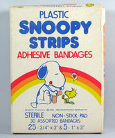Snoopy Strips (Band-Aids)