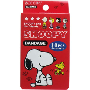 "Peanuts Gang ""Band-Aids"" Bandages"