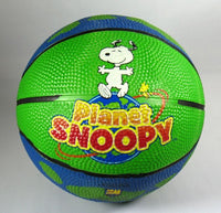 Peanuts Rubber Basketball - Planet Snoopy