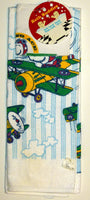 Bath Buddies: Flying Ace Towel Set