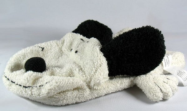 Snoopy Hand Puppet Wash Cloth