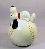 SNOOPY BASEBALL Bank